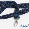 Schlüsselband Libelle blau - Produktbild 1